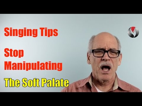 Singing Tips  Stop Manipulating the Soft Palate