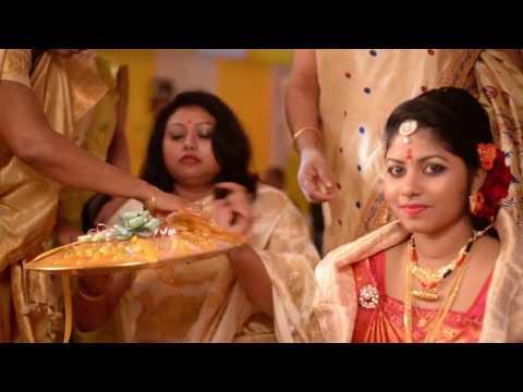 Assamese Wedding by theGoldenFrames(Zubeen Garg, a guest)