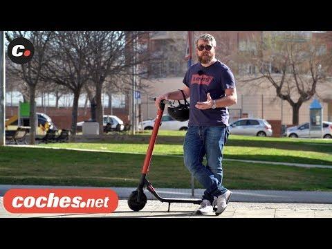 SEAT Patinete Eléctrico | exs Kickscooter 2019 | Prueba / Test / Review en español | coches.net