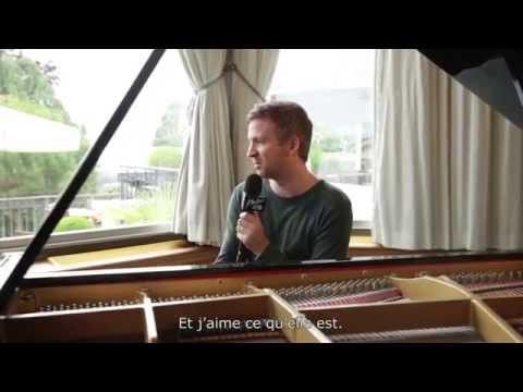 Interview - Ólafur Arnalds | Montreux Jazz Festival 2014