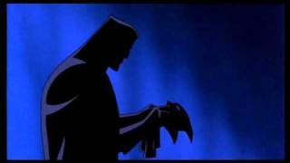 Batman TAS Theme Song (Piano)