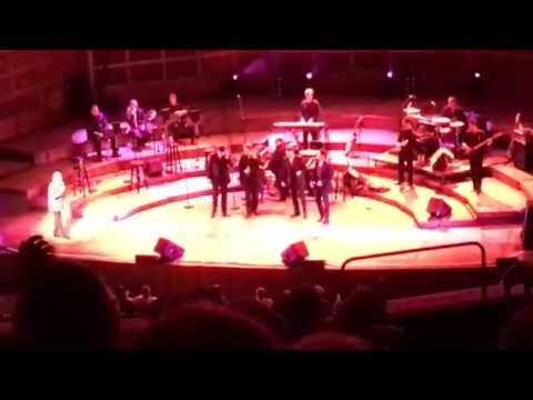 Frankie Valli and the Four Seasons at Davies Symphony Hall 7/20/16
