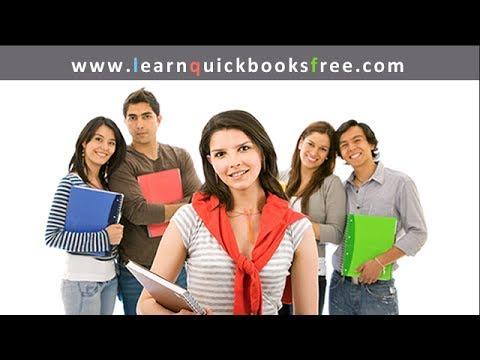 Full Quickbooks 2014 Course - Pro / Premiere / Accountant
