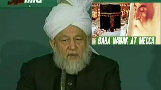 Why did Baba GURU NANAK perform hajj in Mecca? Muslim, Hindu or Sikh?