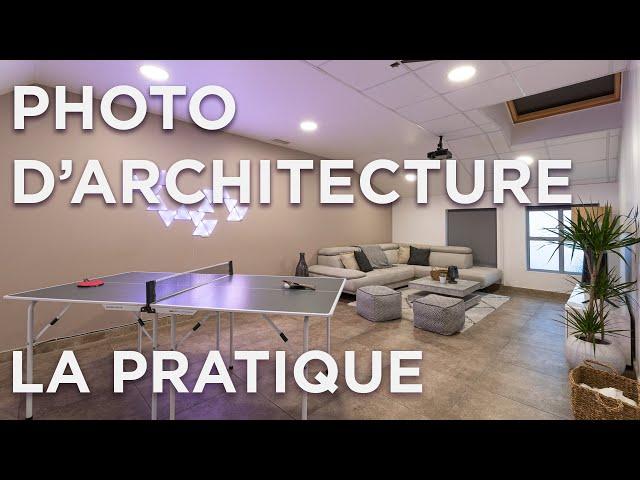 📸 LA PHOTO D'ARCHITECTURE EN PRATIQUE (PHOTO DE BUREAU)