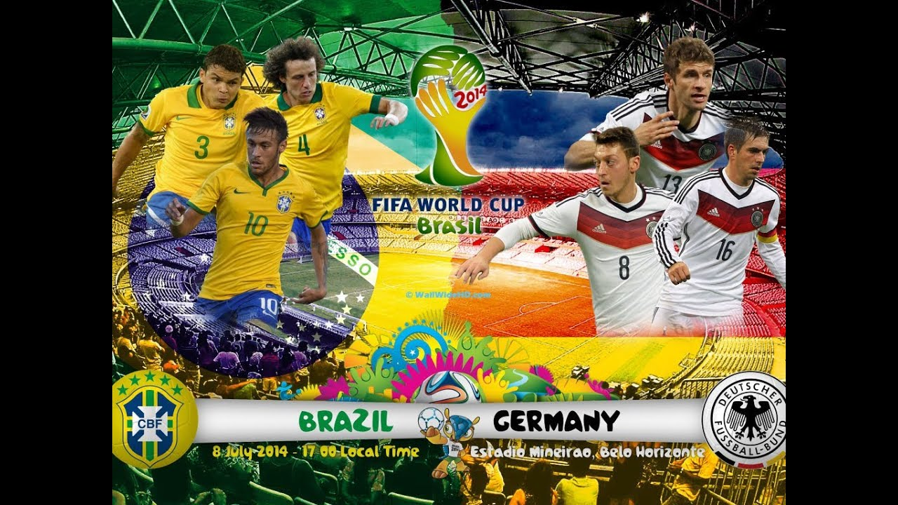Бразилия Германия Обзор И Прогноз Матча