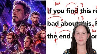 Learn English with Movies – Avengers: Endgame | LEARN ENGLISH Movies | Movies for Learning English