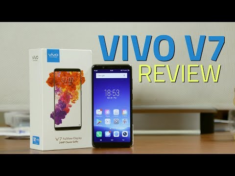 Vivo V7 Review Videos