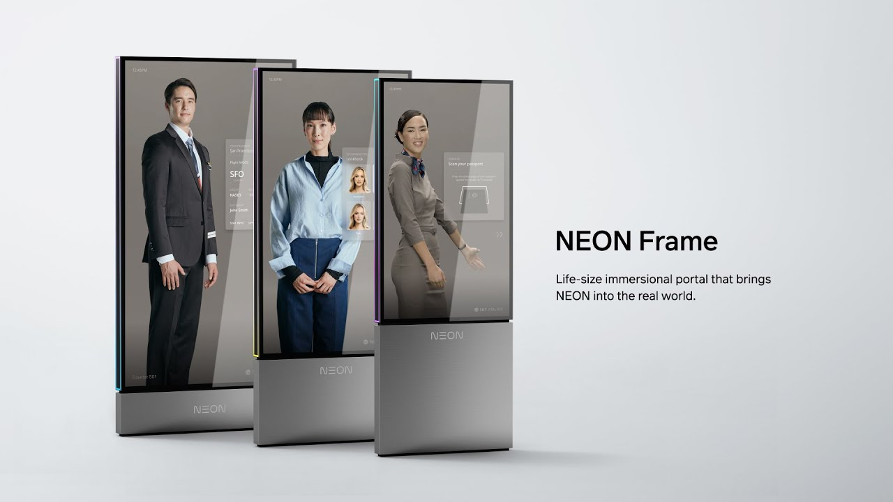 Introducing NEON Frame