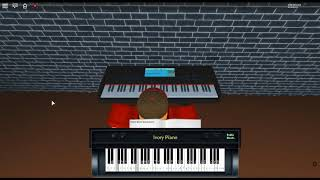 Freedom Dive de: Xi Wang en un piano ROBLOX.