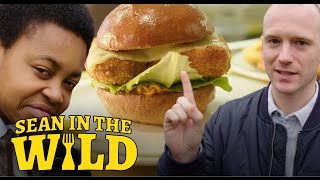 Sean Evans and the Chicken Connoisseur Have Lunch in London