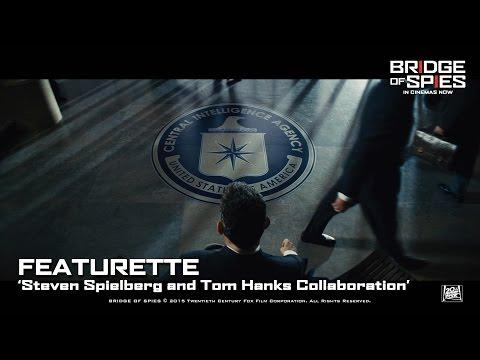 Bridge Of Spies ['Steven Spielberg and Tom Hanks Collaboration' Featurette in HD (1080p)]