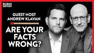 My Worst Moment: The Time I Got My Facts Wrong   Andrew Klavan   Politics   Rubin Report