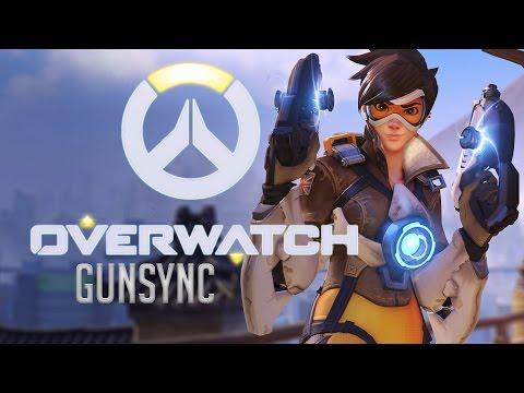 Overwatch Gunsync | Sia - Cheap Thrills (Damned x Jakoban Remix)