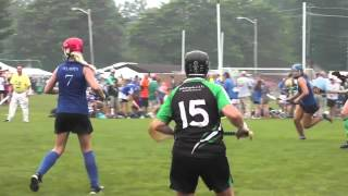 Camogie at the 2013 North American GAA Finals