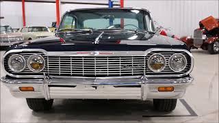 1964 Chevy Impala Dark Blue
