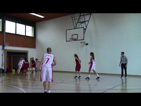 Boniswil-Seengen Damen Basket vs TV St.Otmar