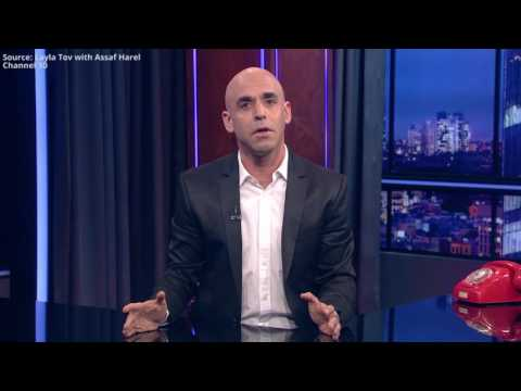 Full Story @Haaretz.com: Israeli TV Host Implores Israelis: Wake Up and Smell the Apartheid