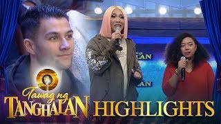 Tawag ng Tanghalan: Vice got distracted by one madlang people
