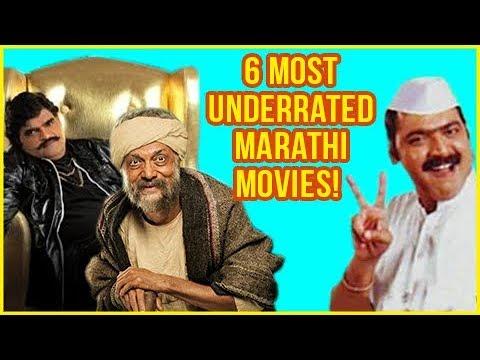 6 Most Underrated Marathi Movie Not Miss  Narbachi Wadi, Gallit Gondhal Dillit Mujara