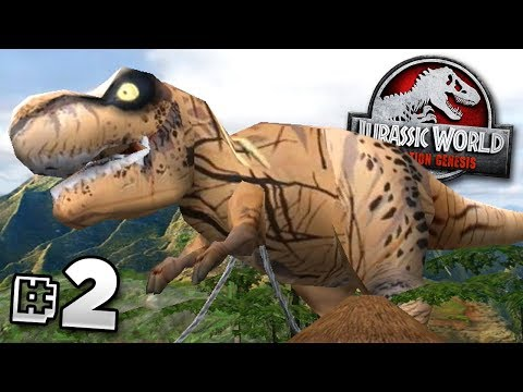 Living The Dream! - Jurassic World Operation Genesis | Jurassic Month