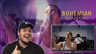 Bohemian Rhapsody Review featuring Hunter Killer and Girl In The Spiders Web Rapid Review
