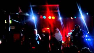 Cancer Bats - We Are The Undead - Belfast 2010