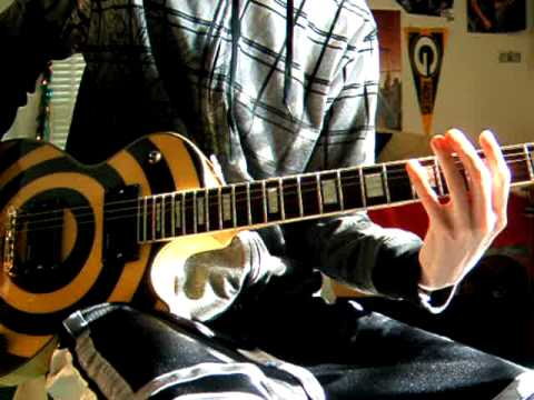 45 - Shinedown guitar cover