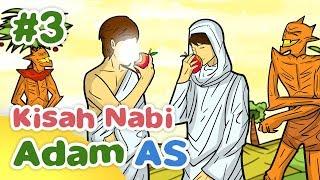 vuclip Kisah Nabi Adam AS Memakan Buah Khuldi - Kartun Anak Muslim