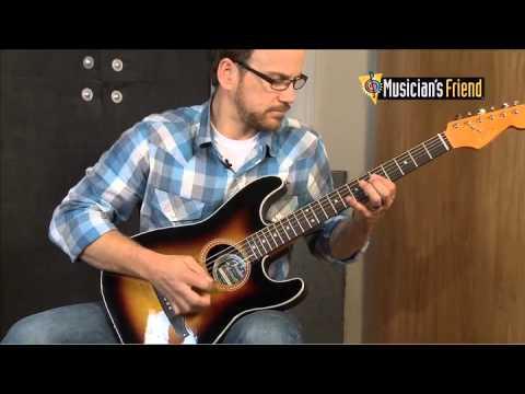 Fender Stratacoustic Premier Acoustic-Electric