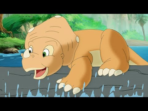 The Land Before Time Full Episodes | The Great Log Running Game 107 | HD | Cartoon for Kids