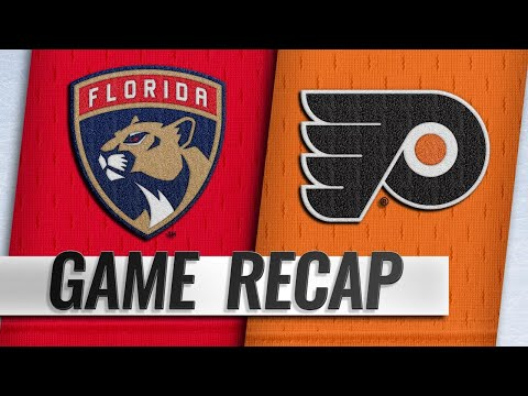 Hoffman, Dadonov extend streaks in win against Flyers
