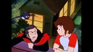 何をやらせてもダメなドラキュラ伯爵に代わって、家来のコウモリがカワ...