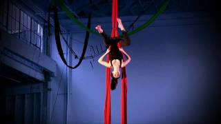 15 year old aerial dancer and choreographer