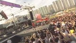King Ly Chee LIVE at Busan International Rock Festival (Korea)
