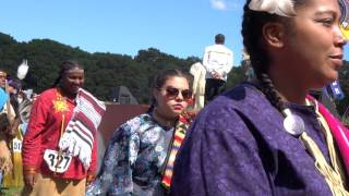 Shinnecock 70th annual Pow Wow - Grand Entry Sept 4th 2016