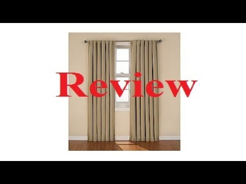 Eclipse Blackout Curtain Review