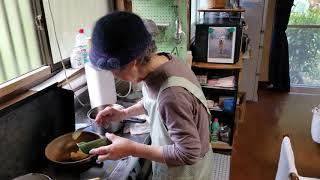 2019.04.22 ばぁちゃんの孫への料理教室 ばぁちゃん流 味噌田楽 part② 4K 高画質