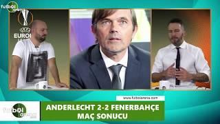 MAÇ GÜNÜ | ANDERLECHT-FENERBAHÇE (25.10.2018) (Maç Sonu)
