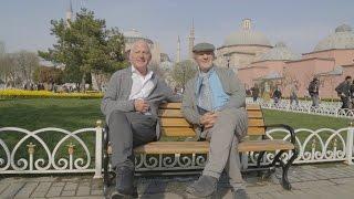 Ian McKellen Istanbul'da!