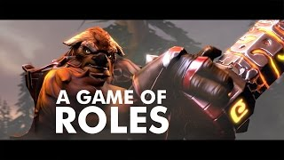 Dota 2 Short Film Contest 2015 - A Game of Roles (SFM)