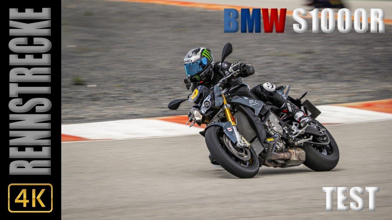Bmw S1000r Test Rennstrecke Zu Viel Leistung Youtube
