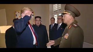 VOLL DANEBEN: Für diesen Handschlag erntet Donald Trump heftige Kritik