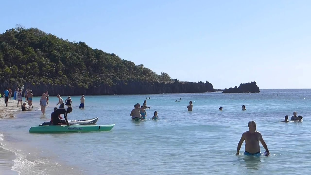 West Bay Beach, Roatan - Honduras - YouTube