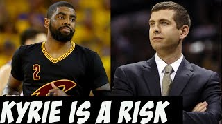 Trading for Kyrie Irving Is A Huge Risk For The Boston Celtics