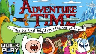 Quick Play - Adventure Time: Hey Ice King! Why