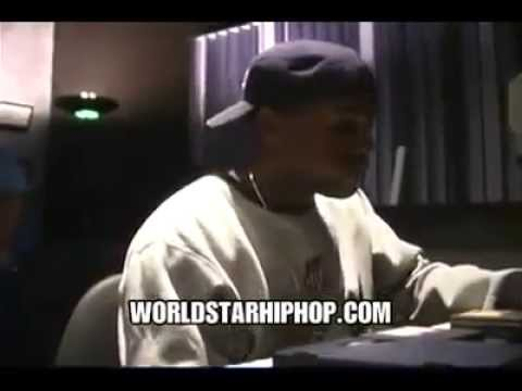 Young Kanye West Freestyles Impresses Jay Z In The Studio | 2015 Producer Tutorial