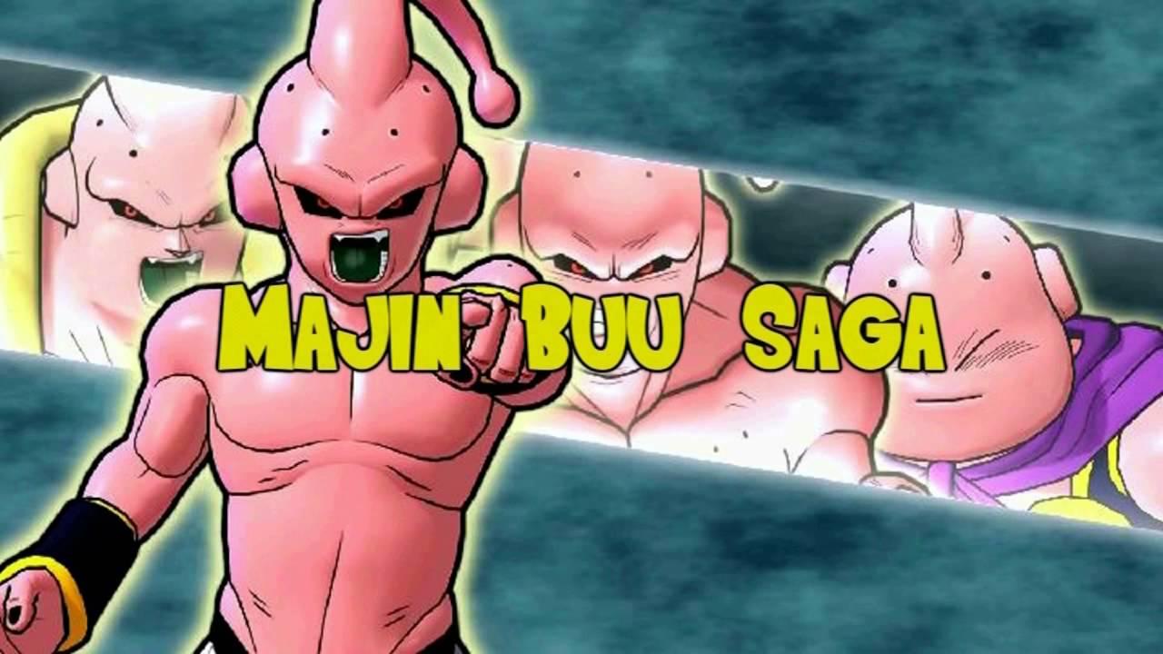 Episode 300 - Majin Buu Saga