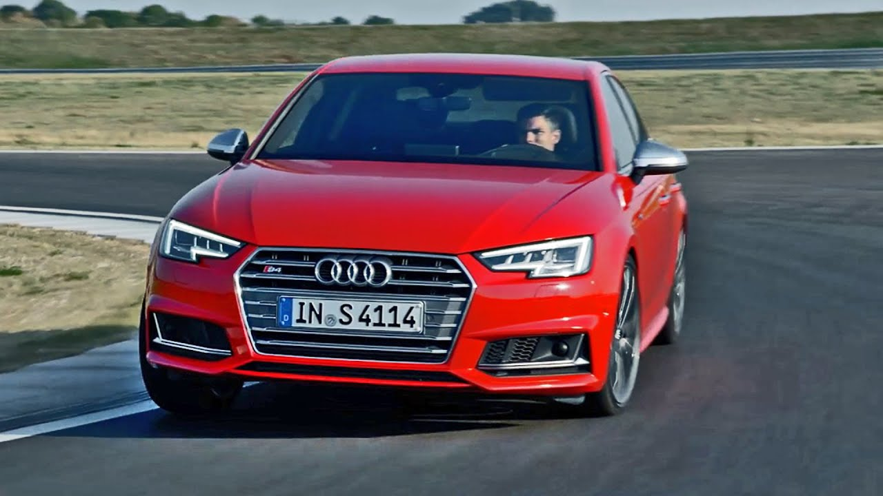 2016 audi s4 sedan footage youtube. Black Bedroom Furniture Sets. Home Design Ideas