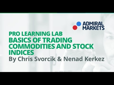 Understand the Basics when Trading Commodities and Stock Indices
